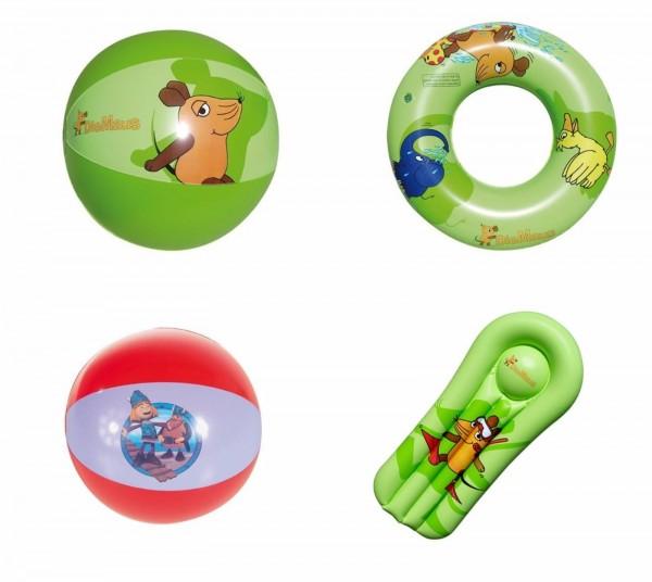 Kinder Badeartikel verschiedene Arten