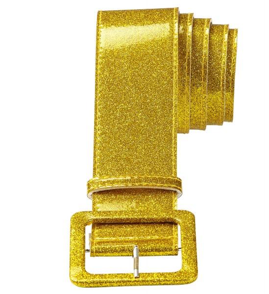 Glittergürtel 120cm in vers. Farben