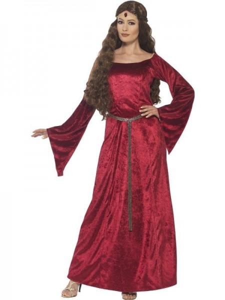 Medieval Maid Kostüm Magd