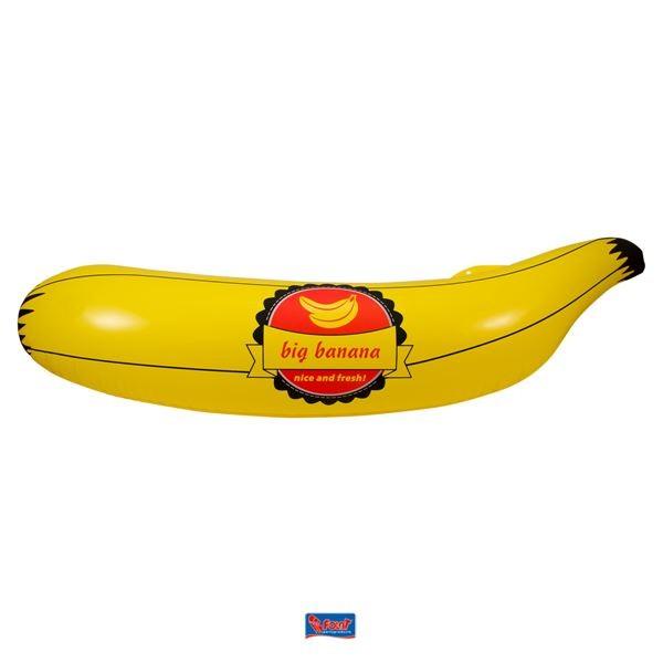 Aufblasbare Banane 70cm