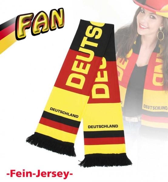 Deutschland Schal Feinjersey