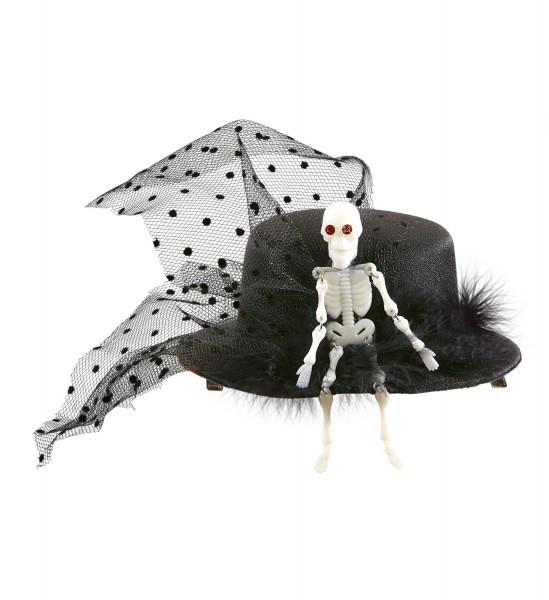 Minizylinder mit Skelett