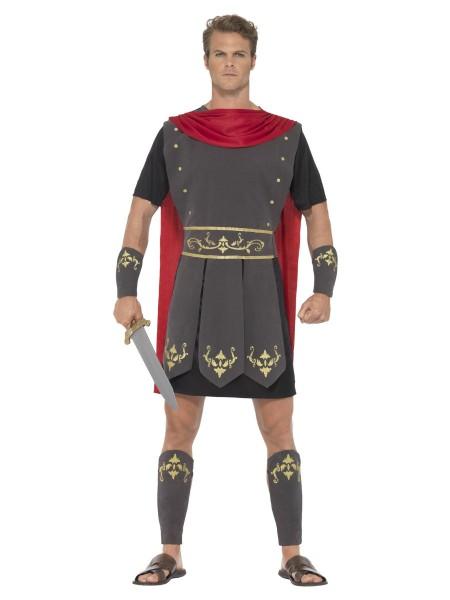 Roman Gladiator Kostüm 3-tlg.