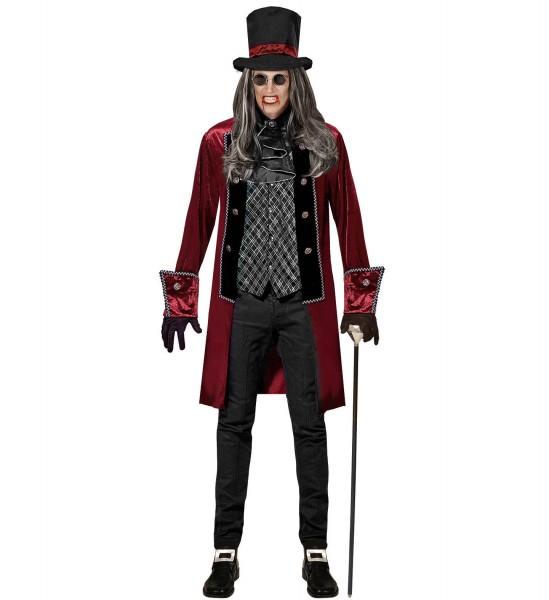 Victorianischer Vampir Kostüm Halloween