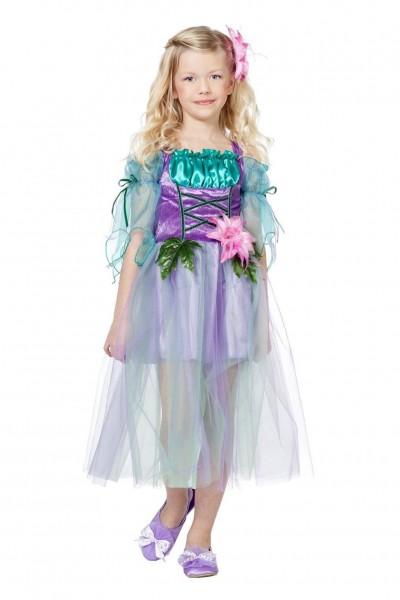 Blumenfee violett Fee Prinzessin Märchen