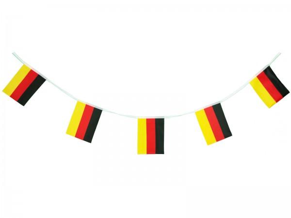 Deutschland Wimpelkette 4,5 Meter lang