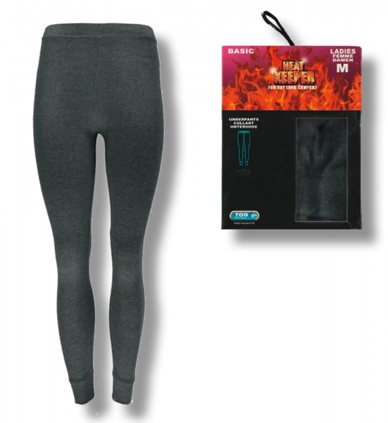 Thermo Leggings Heat Keeper anthrazit