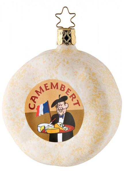 Christbaumschmuck Camembert 8,5cm