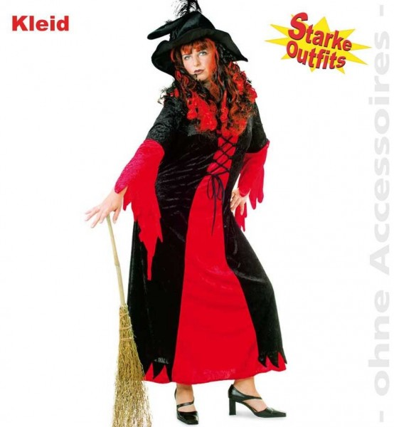 Hexenkostüm Cassandra Halloween