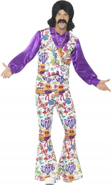 Groovy Hippie Kostüme smiffys