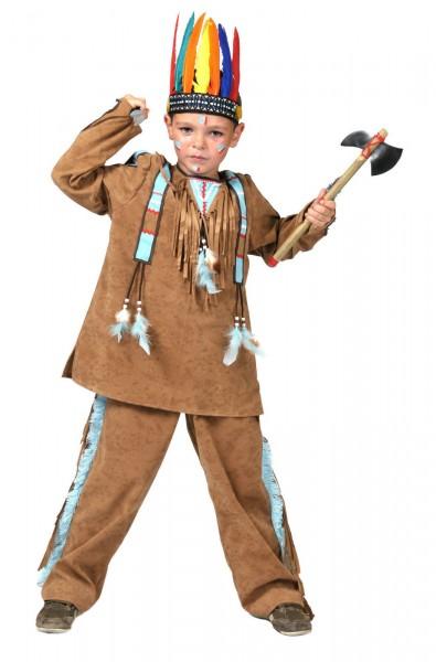Indianer Junge Anoki 2-tlg.