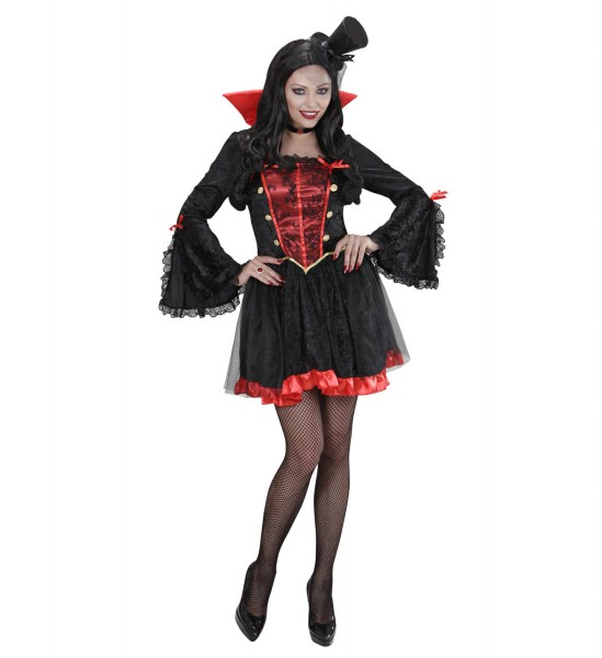 Vampiress Vampirdame Kleid