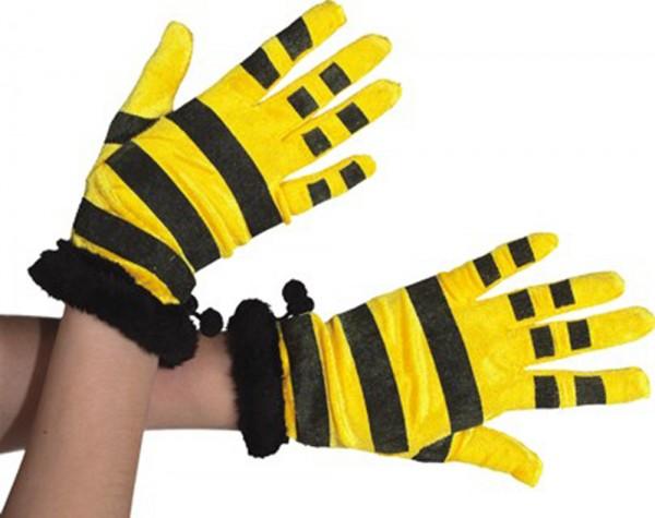 Handschuh Biene