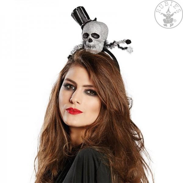 Crazy Totenkopf Haarreif