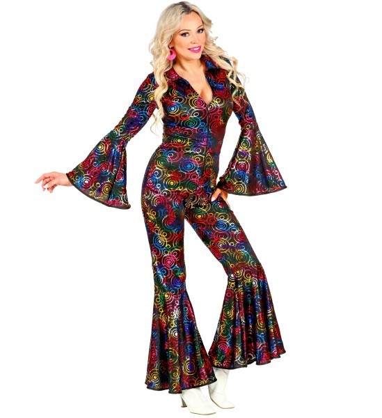 The 70s Disco Style Jumpsuit