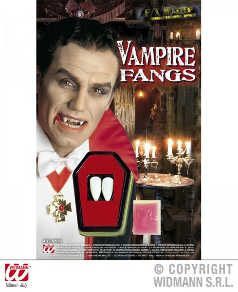 Vampirzähne zum ankleben