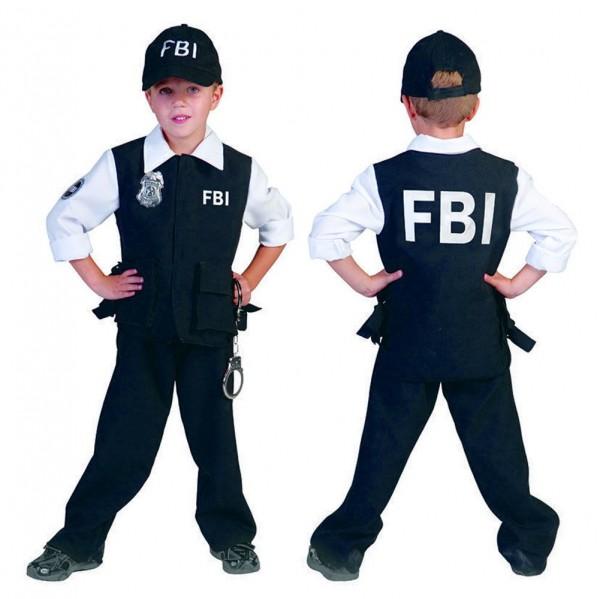 FBI Agent Kinder