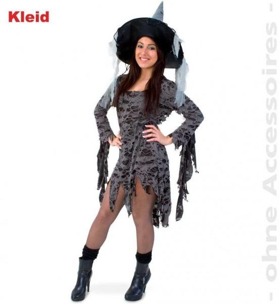 Voodoo Queen Hexe Kostüm