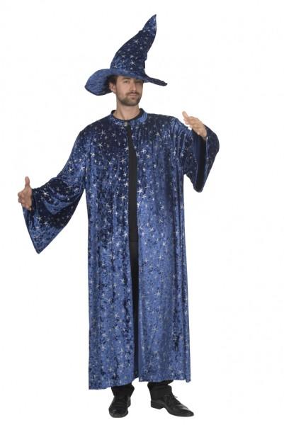 Magiermantel mit Hut