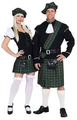 Scottish Girl grün