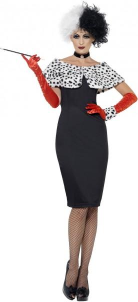 Evil Madame Kostüm und Perücke