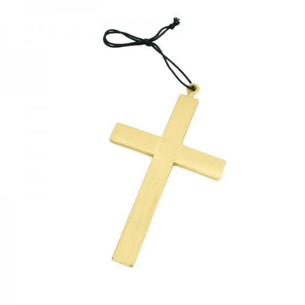 Kette Kreuz 22cm