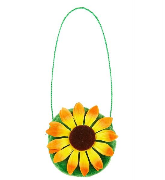 Handtasche Sonnenblume
