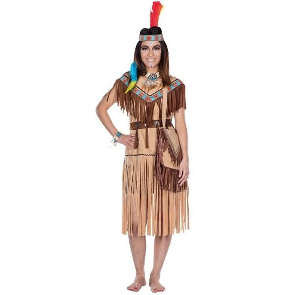 Cherokee Indianerin