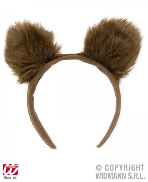 Bärenohren Haarreif
