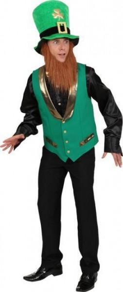 St. Patricks Weste Irish Pub Kleeblatt