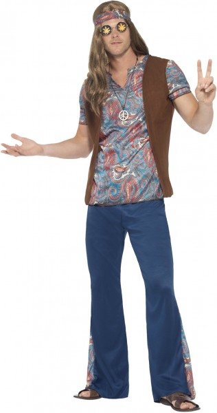 Orion the Hippie Costume Herren
