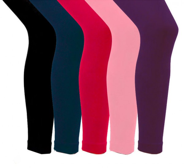 Thermo Leggings Kinder vers. Farben