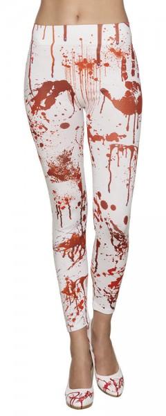 Leggings blutige Beine onesize