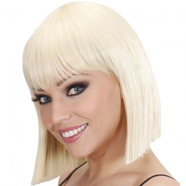 Perücke Longbob Noemie blond