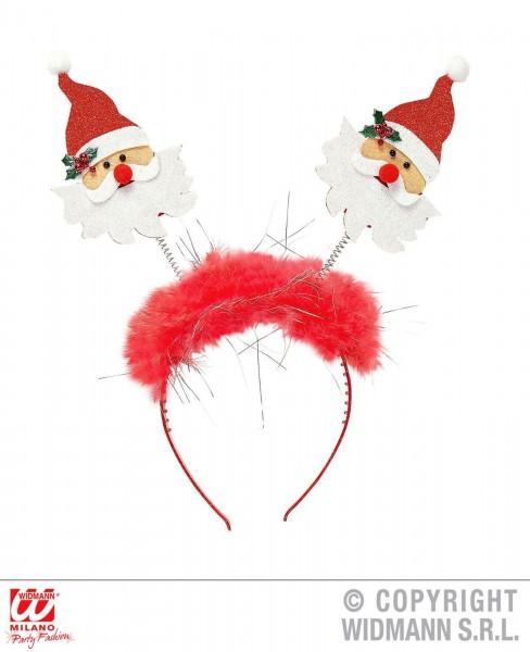 Haarreif Santa Claus