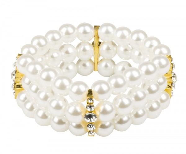 Armband Perlen Gemma