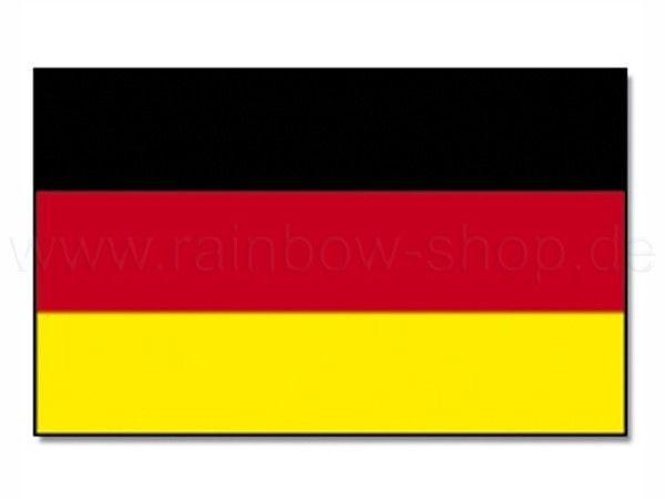 Deutschland Flagge 150x90cm