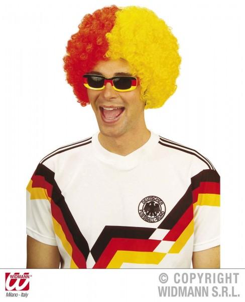Deutschland Brille gerade Form FV