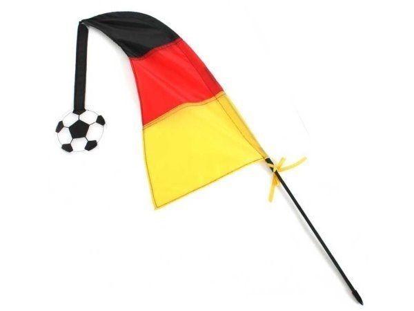 Deutschland Flagge 100 cm (Windfahne)