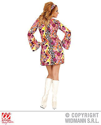 Groovy Girl gelb Minikleid