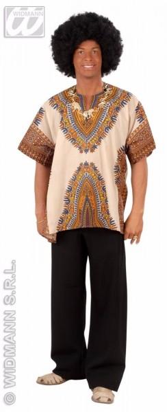 African Shirt Fasnacht