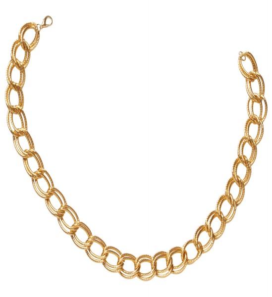 Halskette gold 60cm