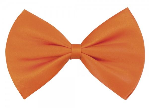 Fliege klassisch orange