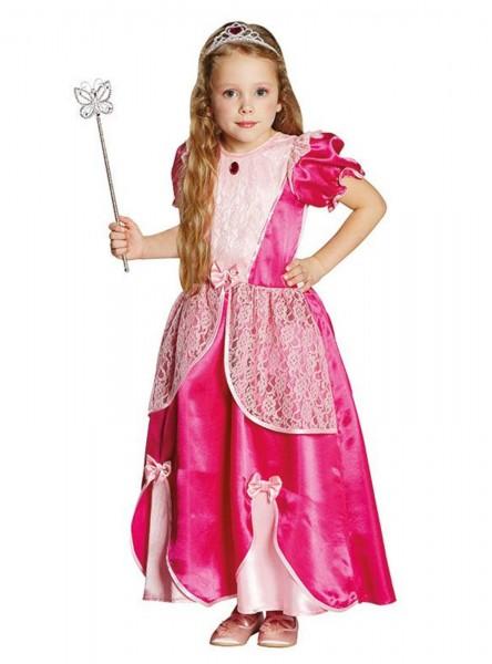 Prinzessin Mariella Kinderkostüm pink
