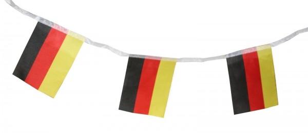 Girlande Flagge Deutschland 6m