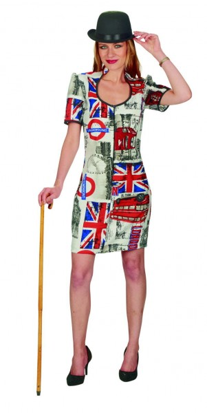 Andrea Moden London Kleid 1 tlg