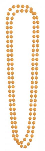 Perlenketten orange