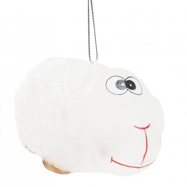 Fluffy Schaf in 3 verschiedenen Farben