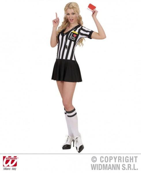 Referee Schiedsrichterin