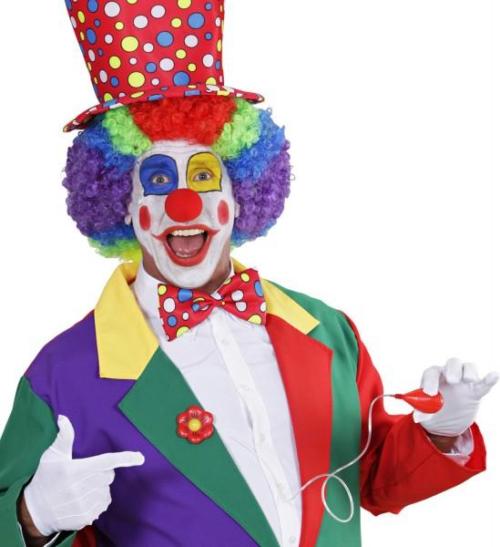 Spritzblume Clown 2-fach sortiert FV